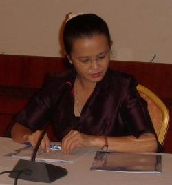 H.E. Chan Sotheavy, Division Director CAMKAA