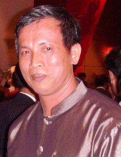 Mr. Hang Seiha, Public Relation Officer, CAMKAA