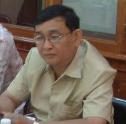 Mr. Seng Setha, Vice President of CAMKAA